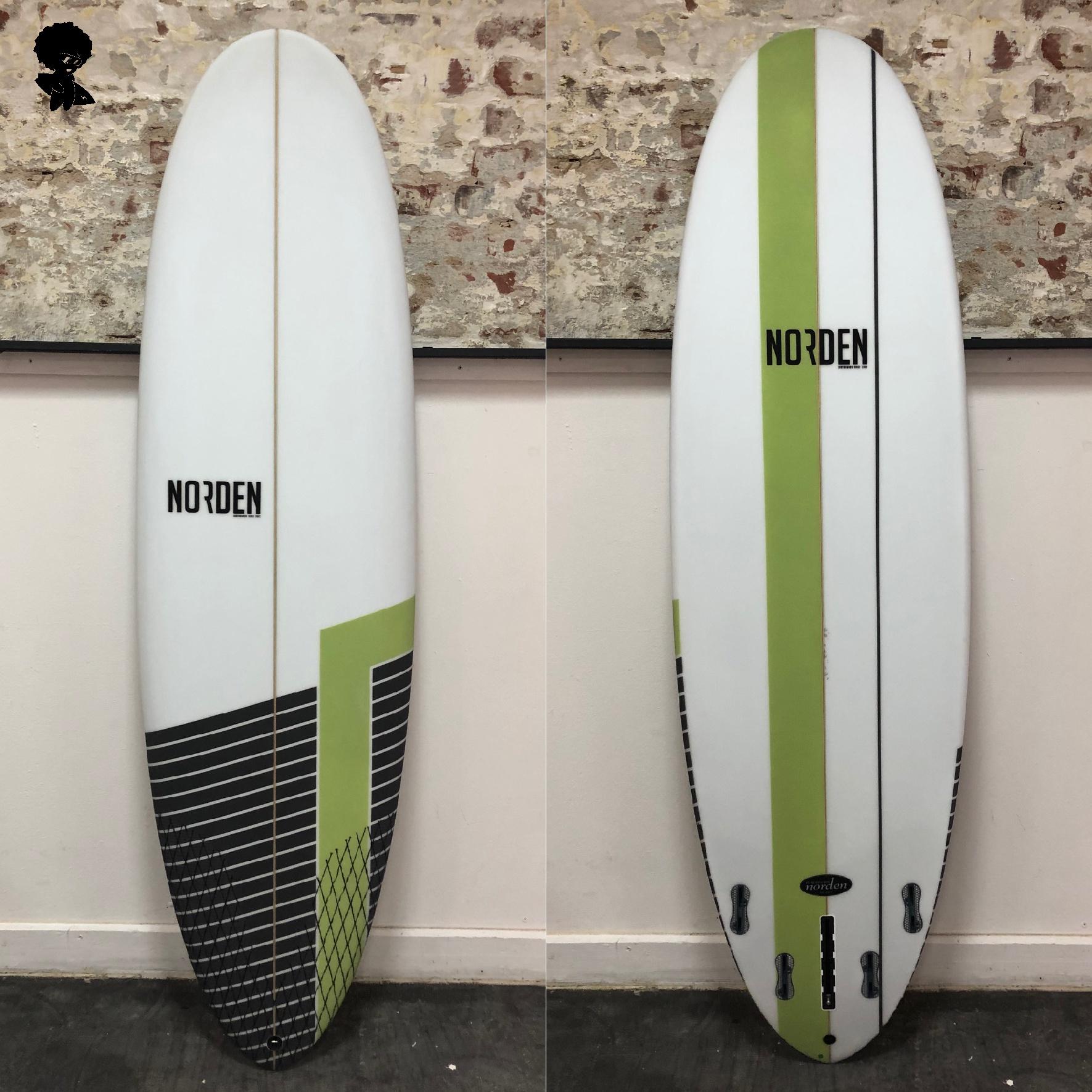 Norden Surfboardes Time Machine