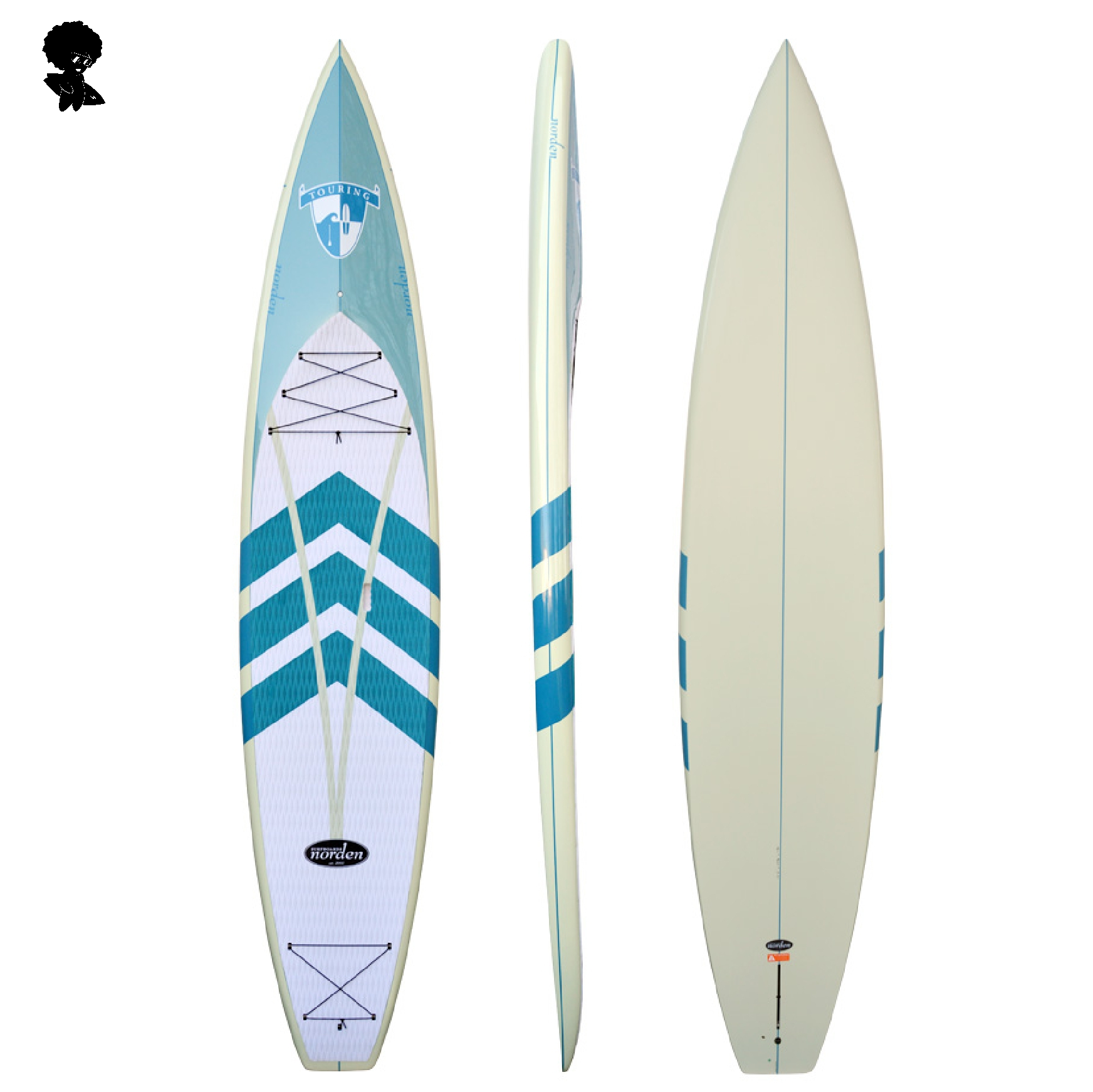 Norden Surfboards Touring SUP